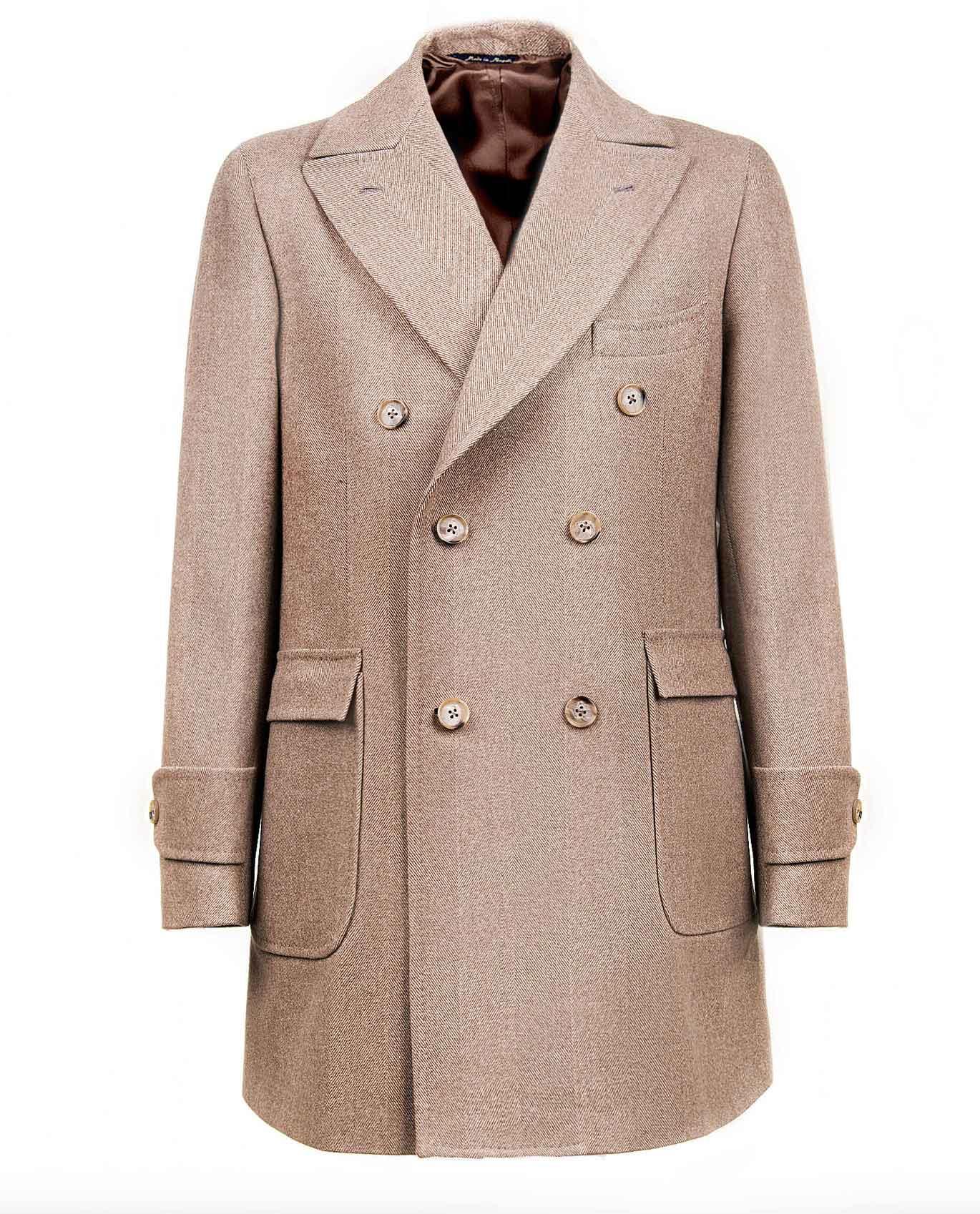 foto ecommerce vestito cappotto esempio
