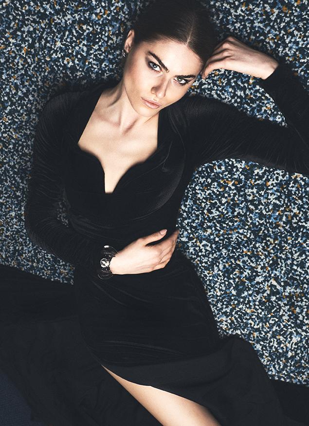 foto lookbook 2020 fotografo milano vestito cappotto esempio