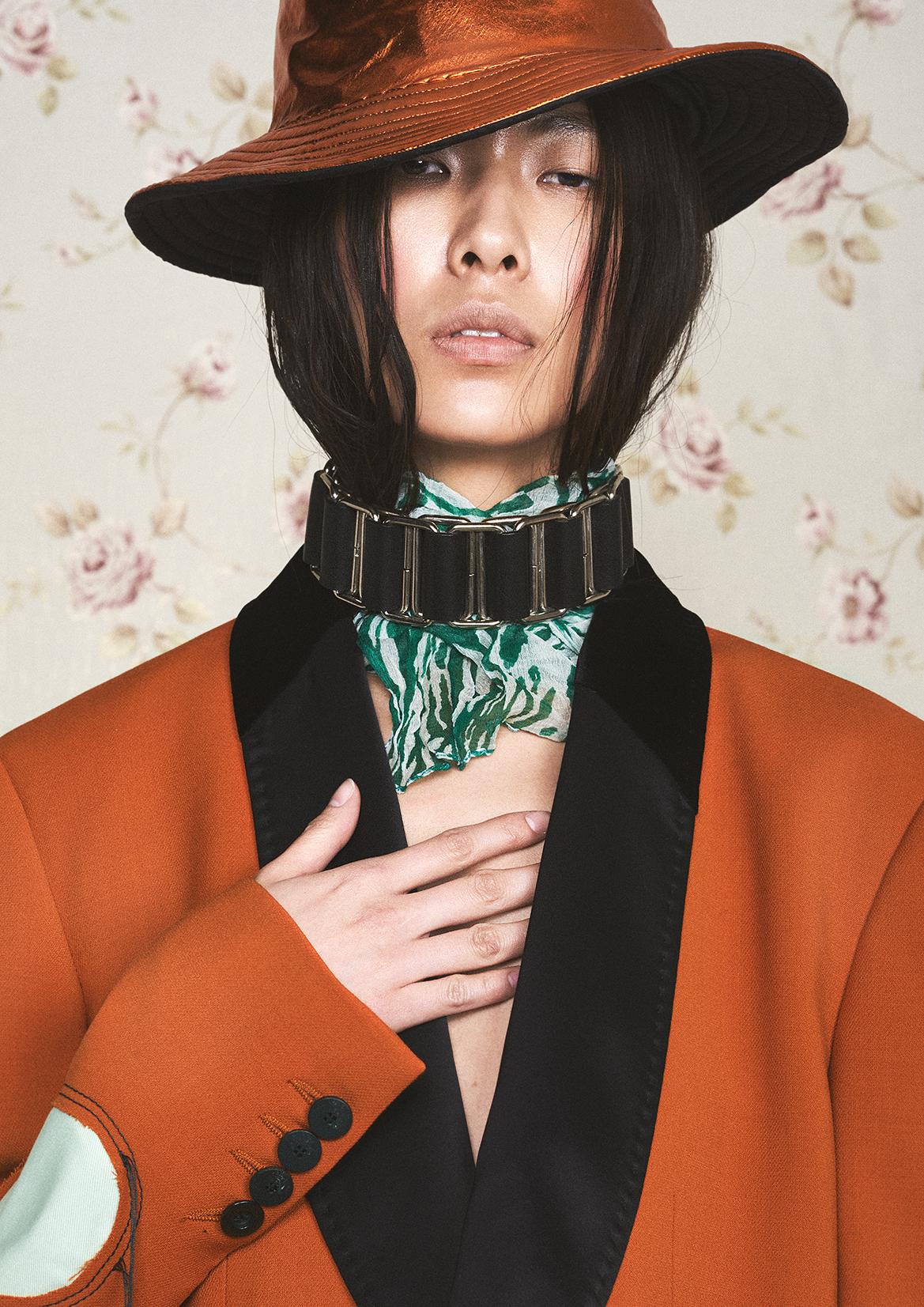 foto lookbook 2020 fotografo milano vestiti donna indossato esempio